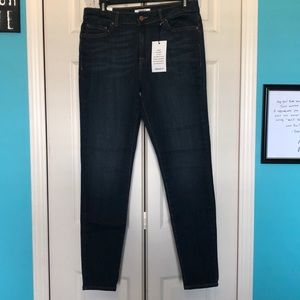 Brand new mid rise skinny jeans
